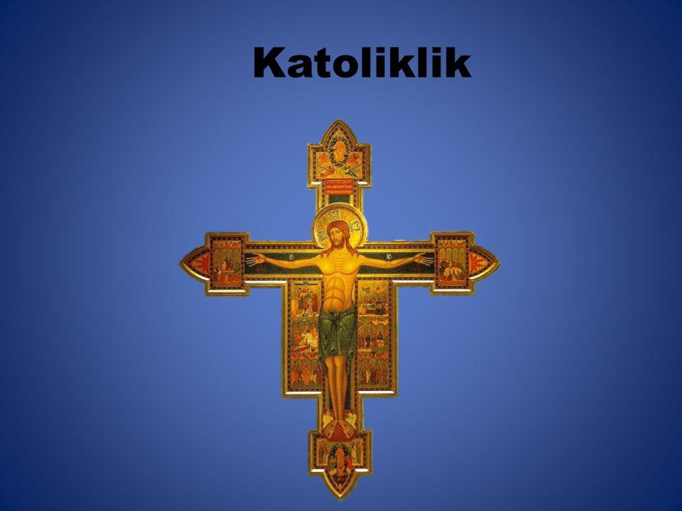 Hıristiyanlık  2 milyar 300 milyon inanan  Dünya nüfusunun % 36 sı  3 mezhebe bölünür:  Katolikler: 1 milyar inanan, dünya nüfusunun % 17,5 u  Pr