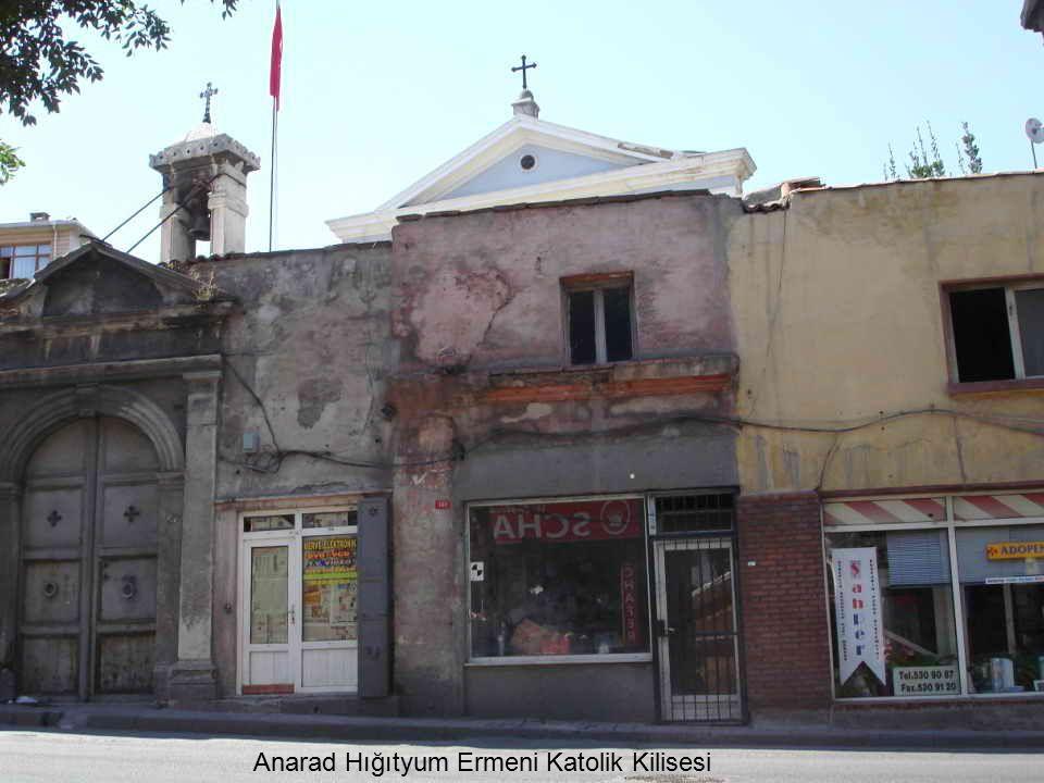 Anarad Hığıtyum Ermeni Katolik Kilisesi