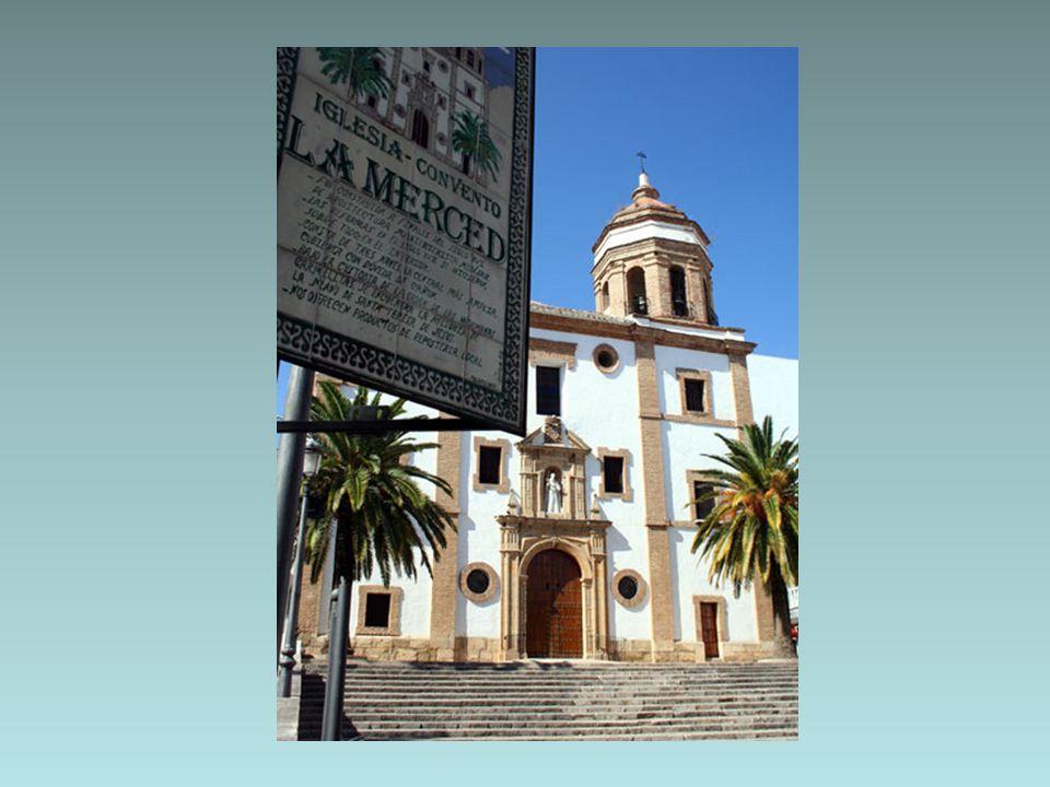 Eskiden cami olan Santa Maria la Mayor katedralinde, mihrab hâlâ yerinde duruyor.