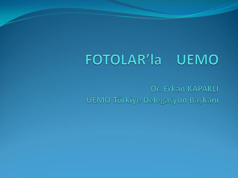 3-4 Ekim 2003 Cavtat, Hırvatistan Dr.Erdoğam Mazmanoğlu, Dr.