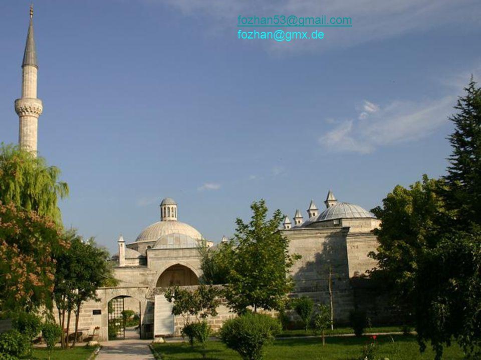 Bir önceki resimde gördüğünüz II.Bayezid Külliyesi, Sağlık Müzesi olarak ziyaret edilebiliyor.