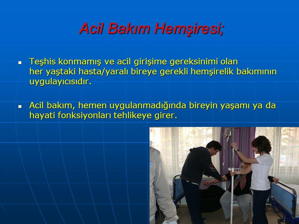 Acil durumlarda Türk Ceza Kanununun 98.maddesi ve Tıbbi Acil durumlarda Türk Ceza Kanununun 98.