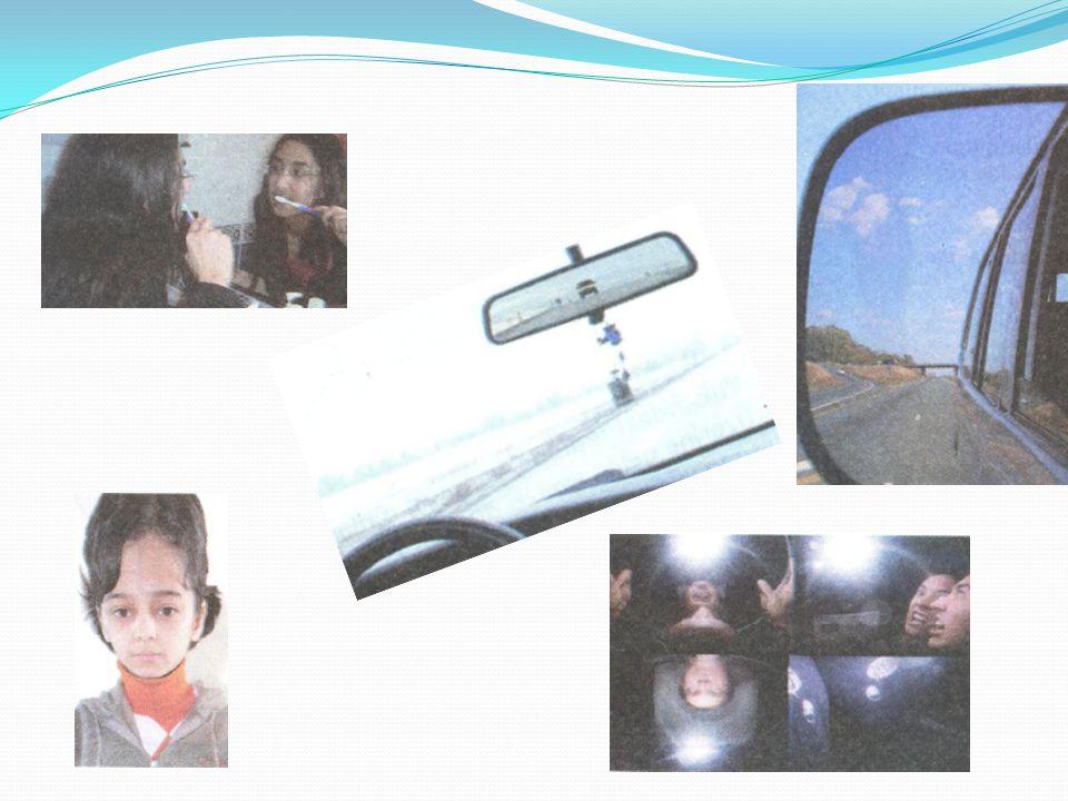 Aynalar Düzlem Ayna Çukur Ayna (Konveks) Tümsek Ayna (Konkav)