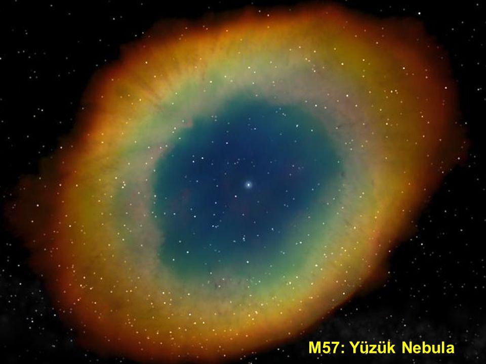 M16: Kartal Nebula