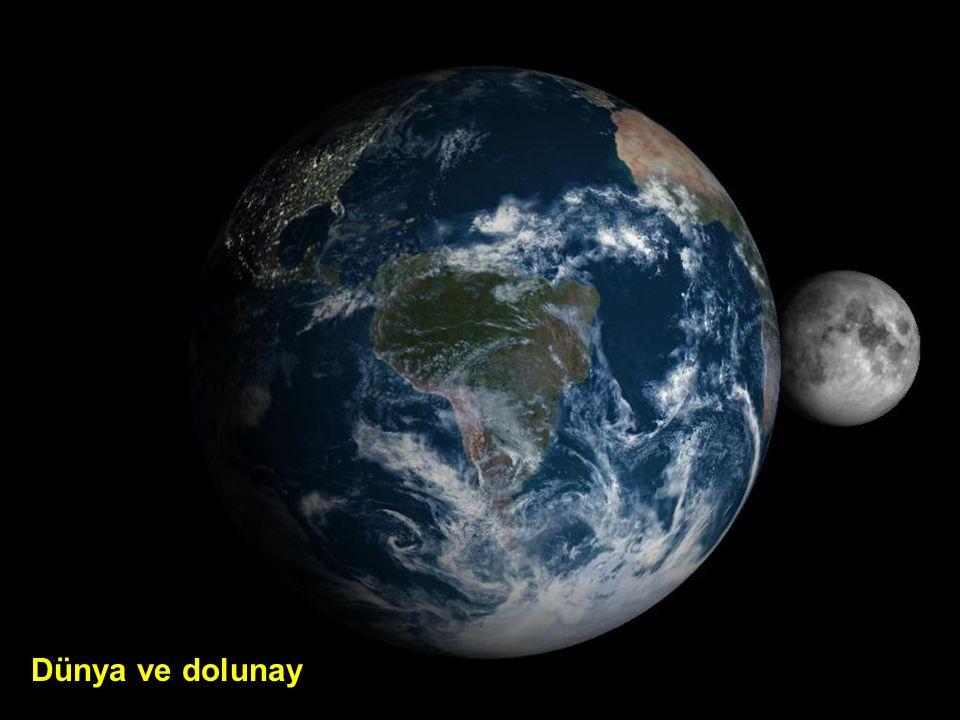 Dünya ve yeni ay