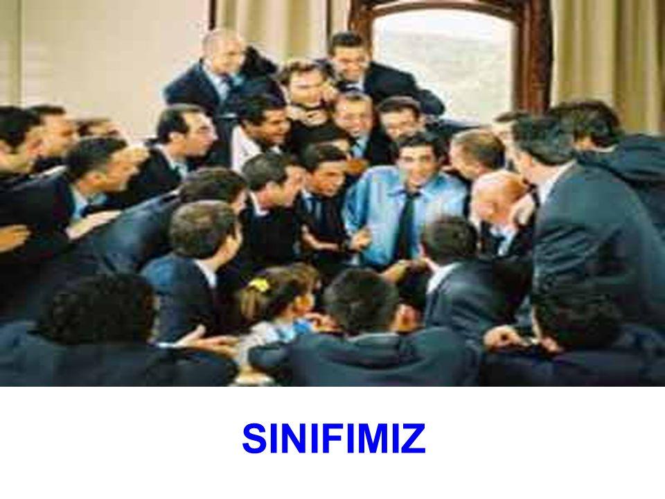 SINIFIMIZ