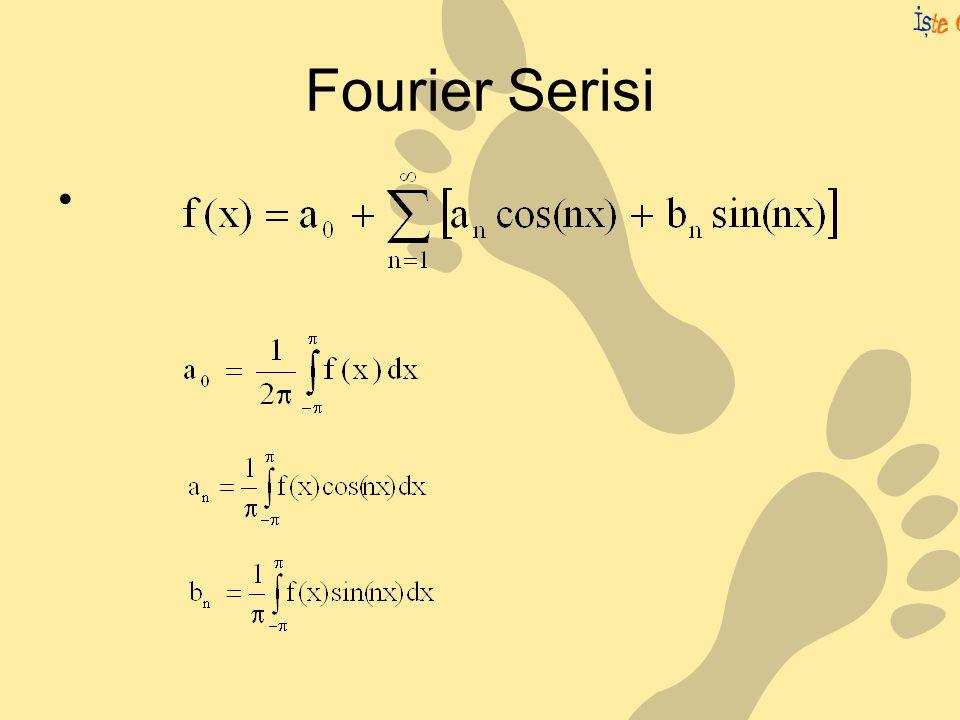 Fourier Serisi