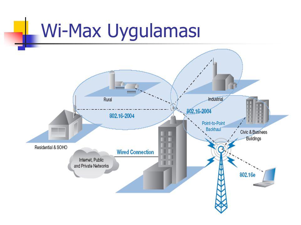 Wimax için kullanılan bandın lisanslamaya tabi olması sebebiyle ekstra kurulum ve işletim maliyeti getirmesi.