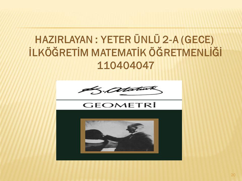 KAZANIMLAR  Uzunluk ölçme birimlerini açıklar ve birbirine dönüştürür.  Atatürk'ün önderliğinde ölçme birimlerine getirilen yeniliklerin gerekliliği