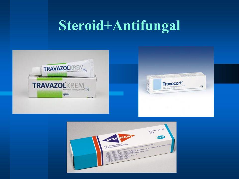 Steroid+Antifungal