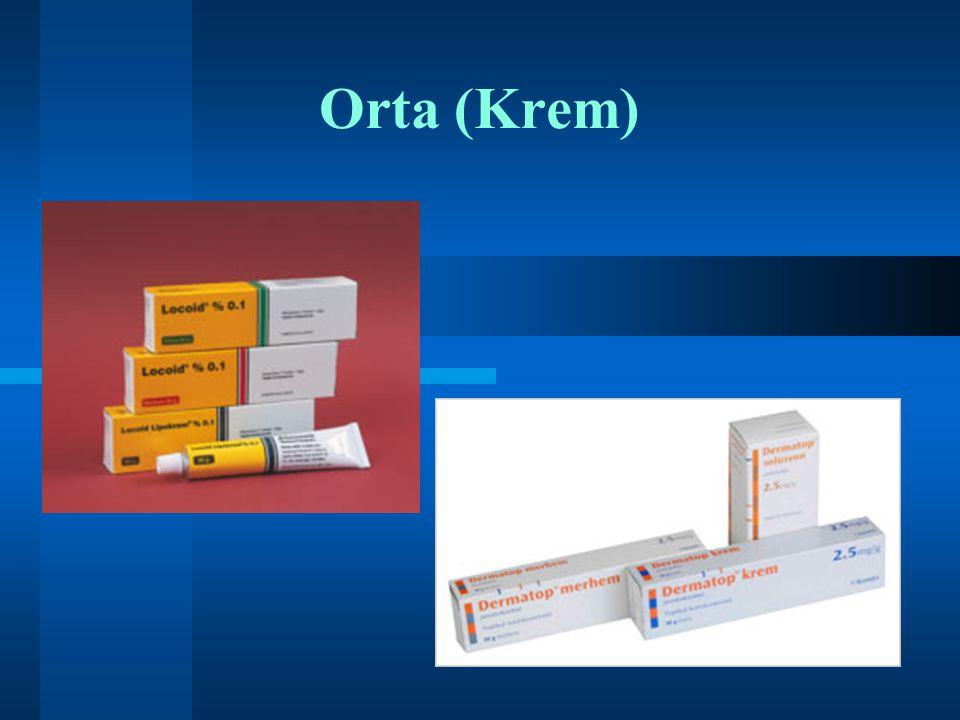 Orta (Krem)