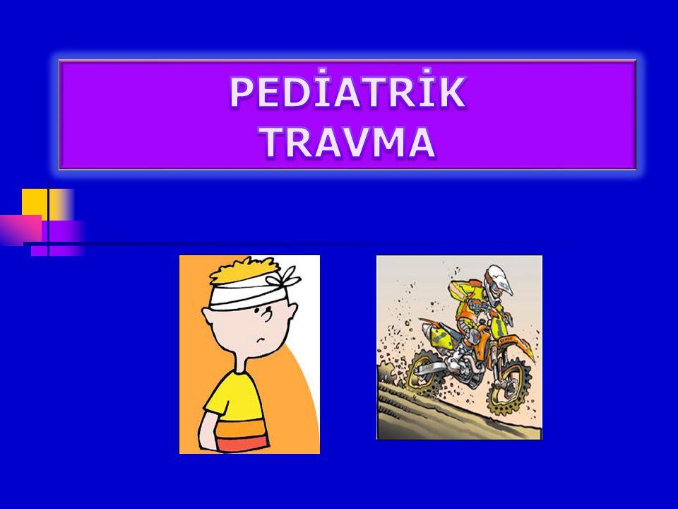 olaşım 5 y Darp pneumo- pericardium Kardiyojenik şok