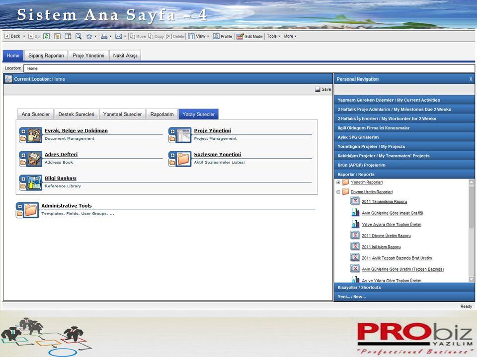 Numune Geliştirme Planı (APQP)