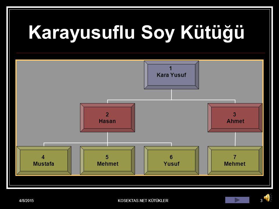4/8/2015KOSEKTAS.NET KÜTÜKLER2 Karayusuflu