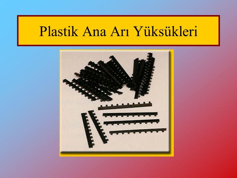 Plastik Ana Arı Yüksükleri