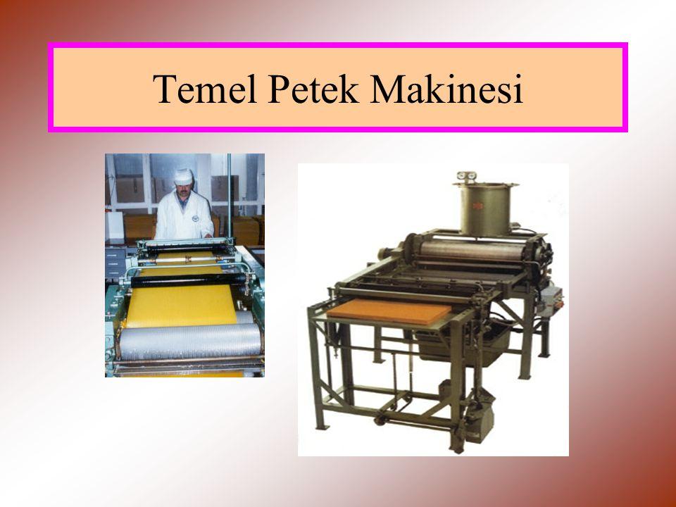 Temel Petek Makinesi