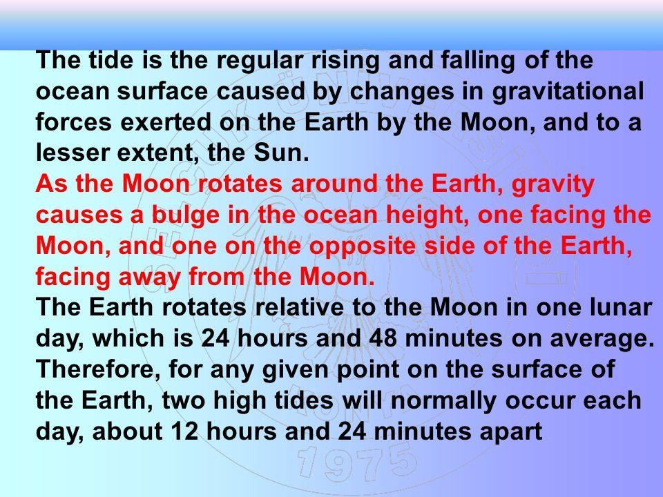 Gel-Git yeryuvarı, ay ve azda olsa güneşin etkili olduğu gravitasyonal kuvvetlerdeki değişimlerin sebep olduğu okyanus yüzeyindeki düzenli yükselme ve alçalmalardır.