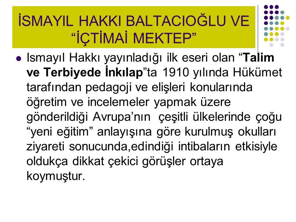 Baltacıoğlu 1887 de İstanbul da doğdu.