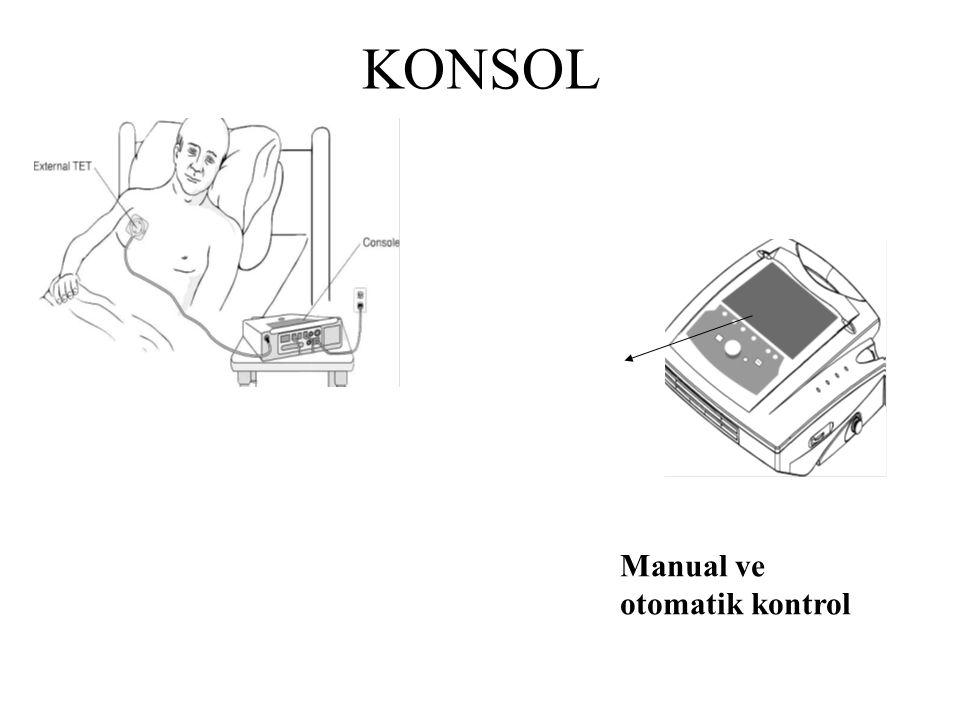 KONSOL Manual ve otomatik kontrol