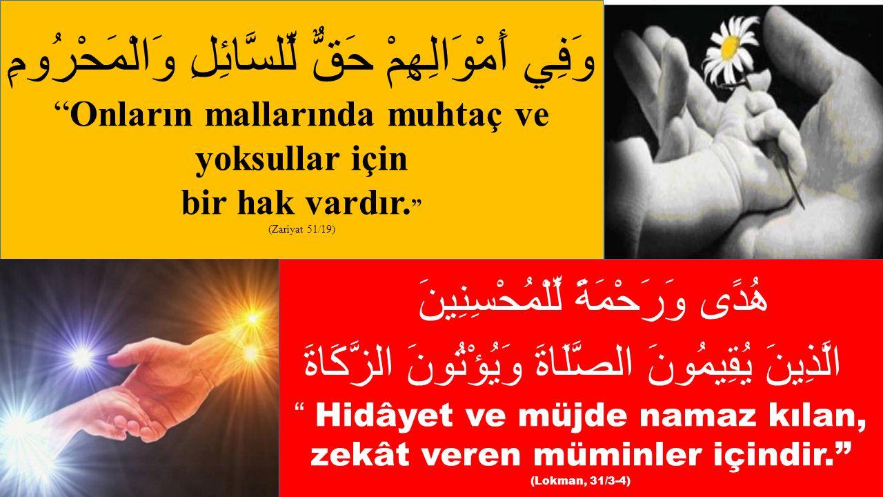 Bir gün Peygamberimize bir bedevi gelerek: -Ey Allah'ın Rasulu, bana bir ibâdet tavsiye ediniz ki, ben onu yapınca cennete gireyim dedi.