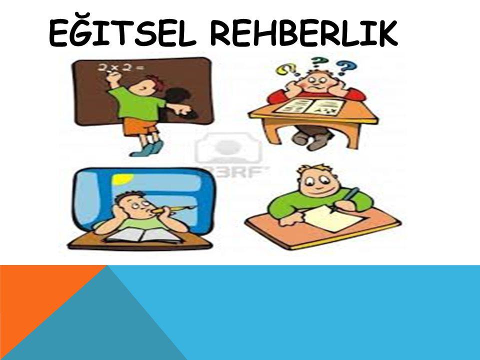 EĞITSEL REHBERLIK