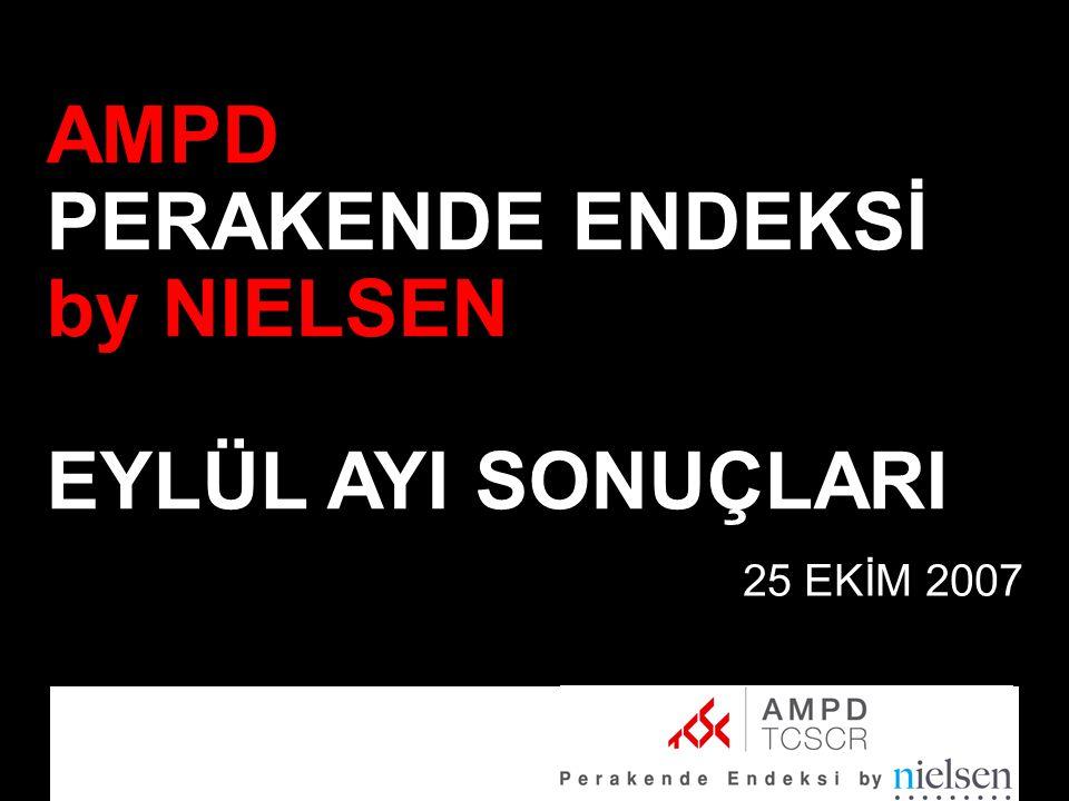  CİRO ENDEKSİ ORGANİZE PERAKENDE SEKTÖRÜ 3.