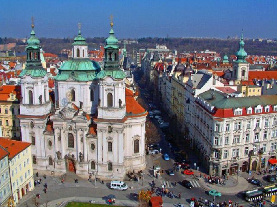 Çek dilindeki adı Praha... İşte bu mistik şehir !