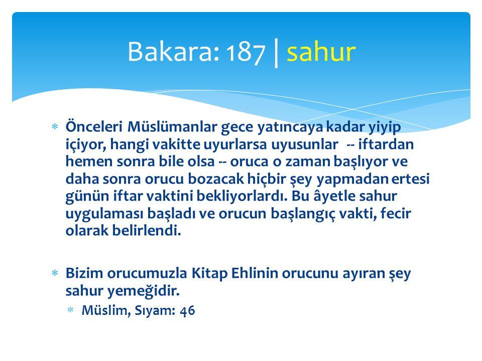  Bunlar Allah'ın çizdiği sınırlardır; ona yaklaşmayın  Boşama iki defa olur; ondan sonrası ya iyilikle geçinmek, ya da güzellikle bırakmaktır....