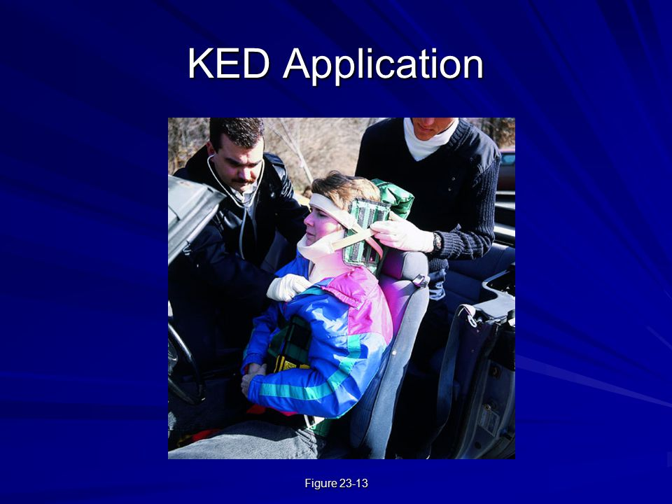 Figure 23-13 KED Application