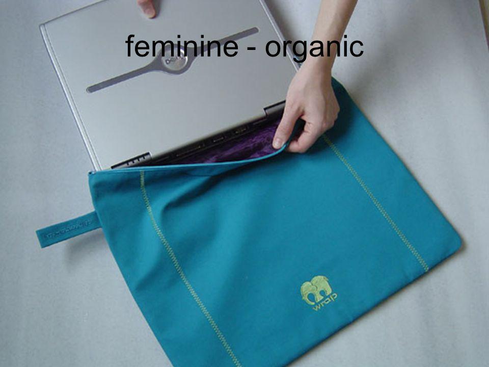 feminine - organic