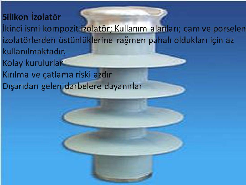 Cam İzolatör Sodyum silikat ile kalsiyum silikat malzemelerinin eritilmesi ile oluşan karışımdan cam meydana gelir..