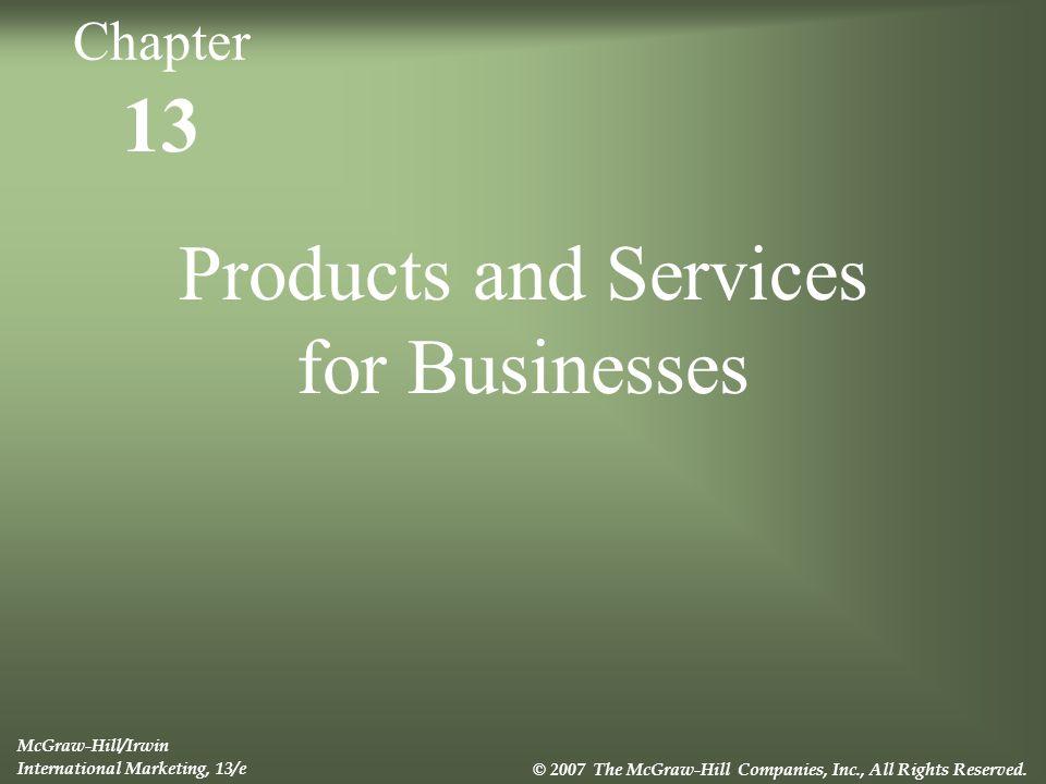 13 - 2 Major Categories U.S. Exports Insert Exhibit 13.1