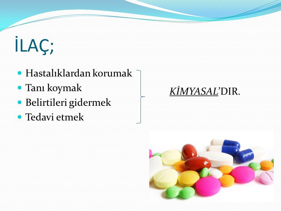 İlaçların Uygulanmasında 8 Doğru 1.Doğru ilaç 2. Doğru doz 3.