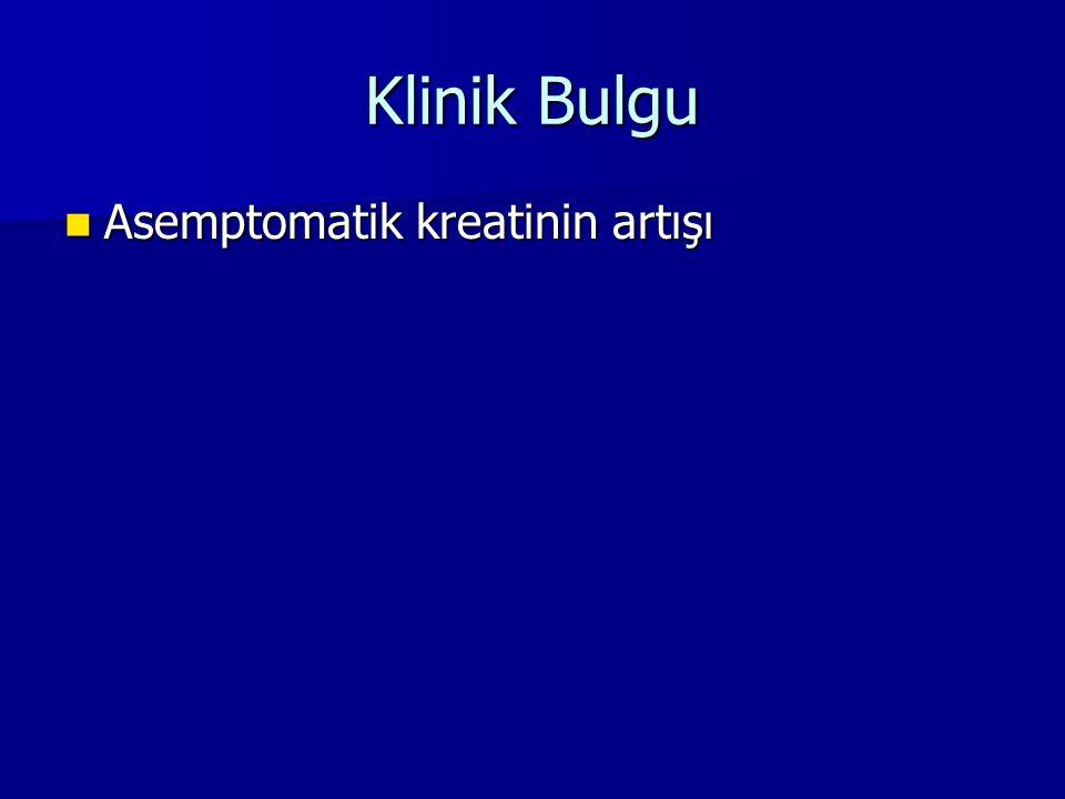 BK Nefropati-Klinik önemi Kidney İnternational, Vol.68(2005),pp1834-1839