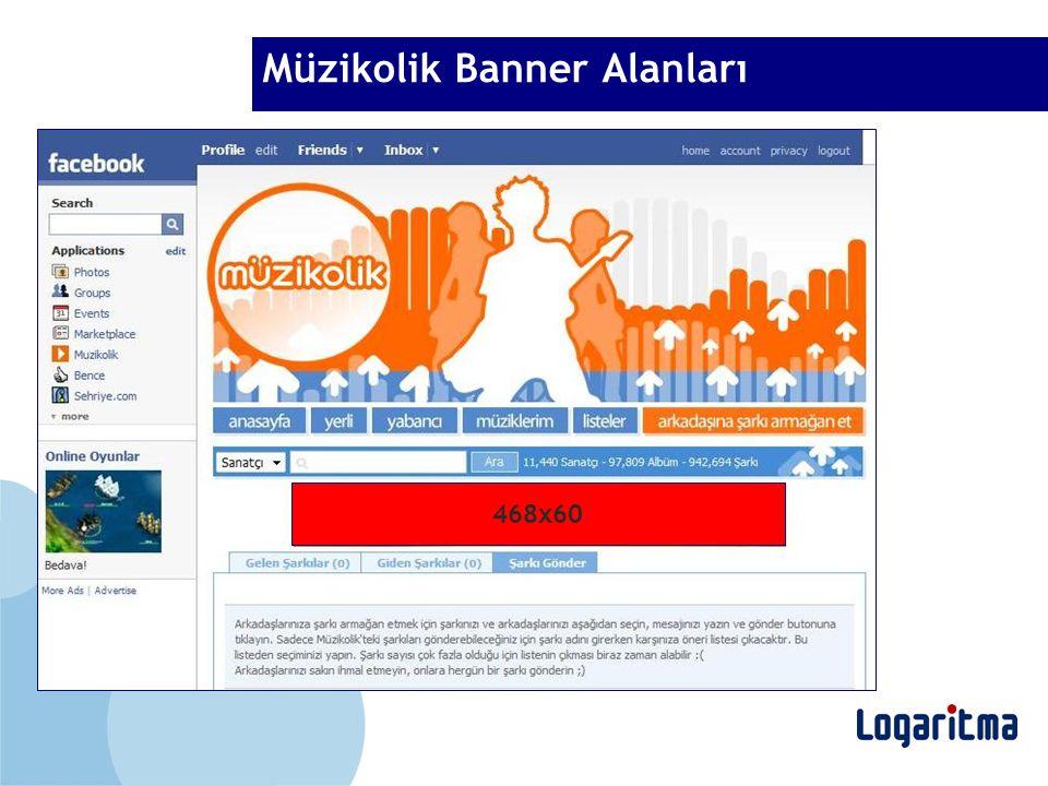 Müzikolik Banner Alanları 468x60
