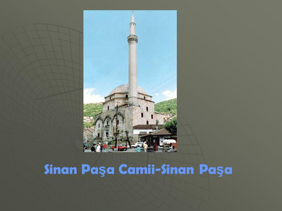 Sinan Pa ş a Camii-Sinan Pa ş a