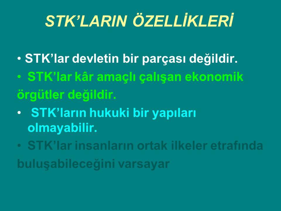 TEMA Vakfının Amaçları Ağaç ve orman sevgisini topluma mal etmek Çölleşmeyle mücadelede dünyaya örnek bir hareketi Türkiye den başlatmak Bu amaçları gerçekleştirmek için gerekli teşkilatın oluşturulmasını, yasaların çıkmasını sağlamak ve gönüllü kuruluşların öncülüğünde toplumun bütün kesimlerinin desteği ile erozyonla mücadelenin ikinci bir İstiklal Savaşı kabul edilerek erozyon tehlikesi ile mücadele edilmesi