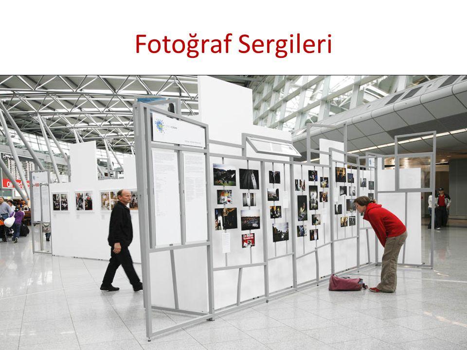 Fotoğraf Sergileri