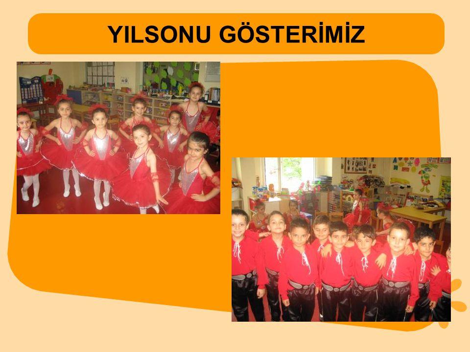 YILSONU GÖSTERİMİZ