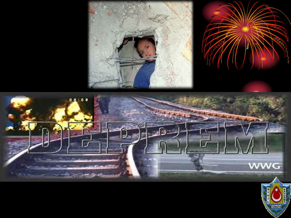 TANIMI Yer kabuğunun derin katmanlarının kırılıp yer değiştirmesi ya da yanardağların püskürme durumuna geçmesi nedeniyle oluşan sarsıntılardır.
