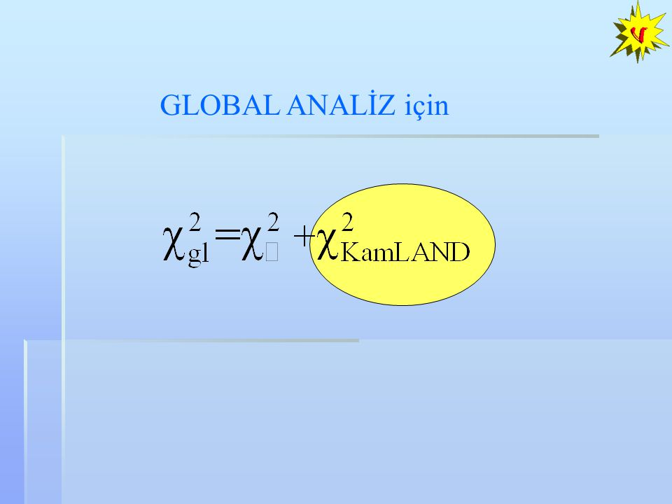 GLOBAL ANALİZ için