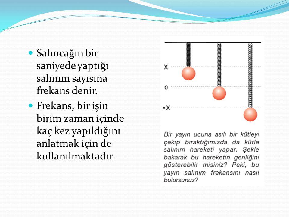 Ses, maddenin titreşim hareketi sonucu oluşan bir enerji türüdür.