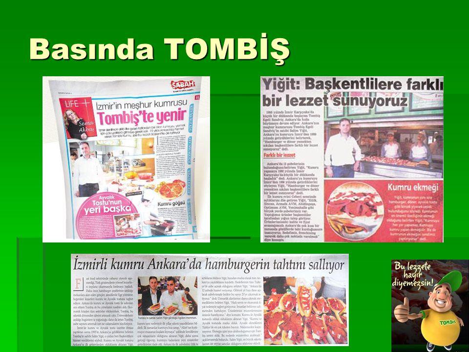 Basında TOMBİŞ