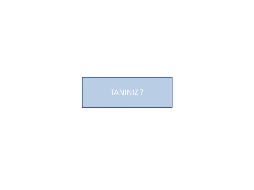 TANINIZ ?