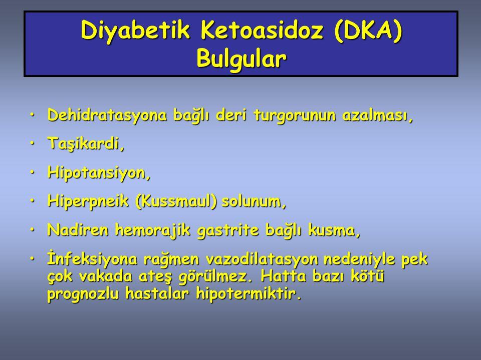 ÖZETLE… Kronik komplikasyonları nedeniyle DM; En önemli körlük sebebidir.En önemli körlük sebebidir.