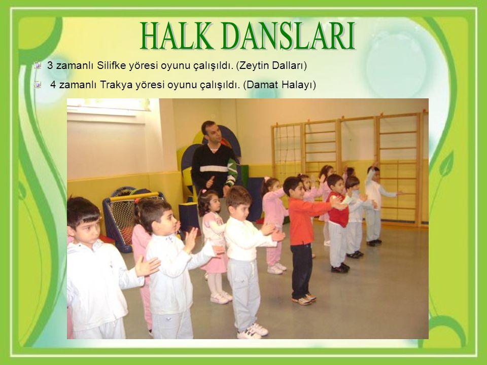 ♫ Canım Öğretmenim isimli şarkı ritm aletleri ile çalışıldı ♫ Ağaca Övgü isimli şarkı öğretildi.