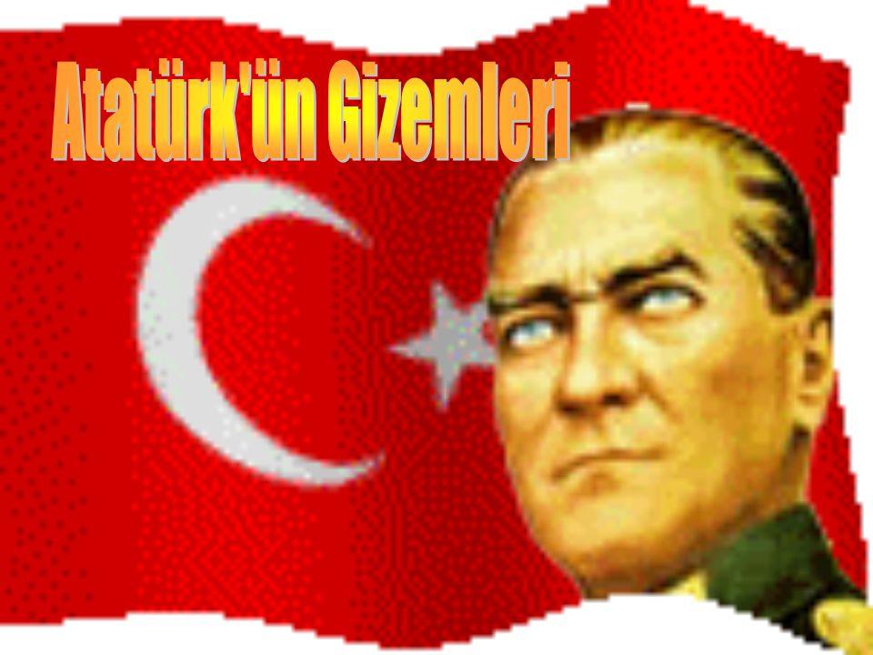 ATATÜRK ÜN GÖRDÜĞÜ SON RÜYA 26 Eylül 1938 tarihinde Atatürk, rahatsızlığı ile ilgili olarak ilk defa hafif bir koma atlatmıştı.Prof.Dr.Afet İnan,olayı şöyle anlatıyor : O geceyi rahatsız geçirdi,ilk hafif komayı o zaman atlatmıştı.