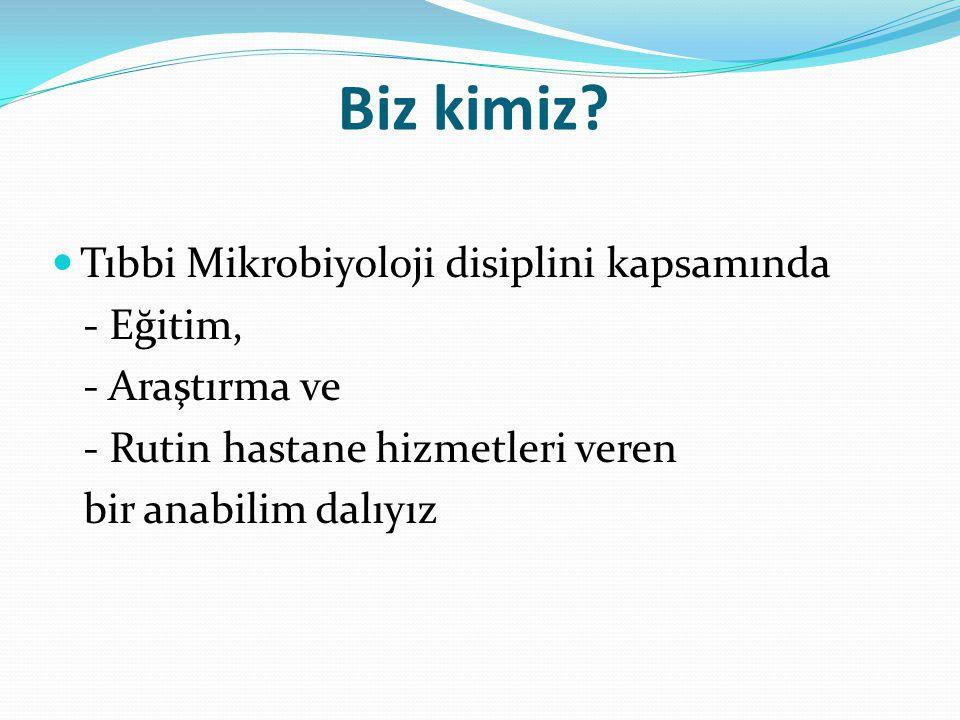 Midilli, K., Aygün, G., Kuşkucu, M., Yaşar, H., Ergin, S., Altaş, K., Bir Klebsiella pneumoniae kökeninde saptanan yeni bir metallobetalaktamaz varyantı: VIM-5, 11.