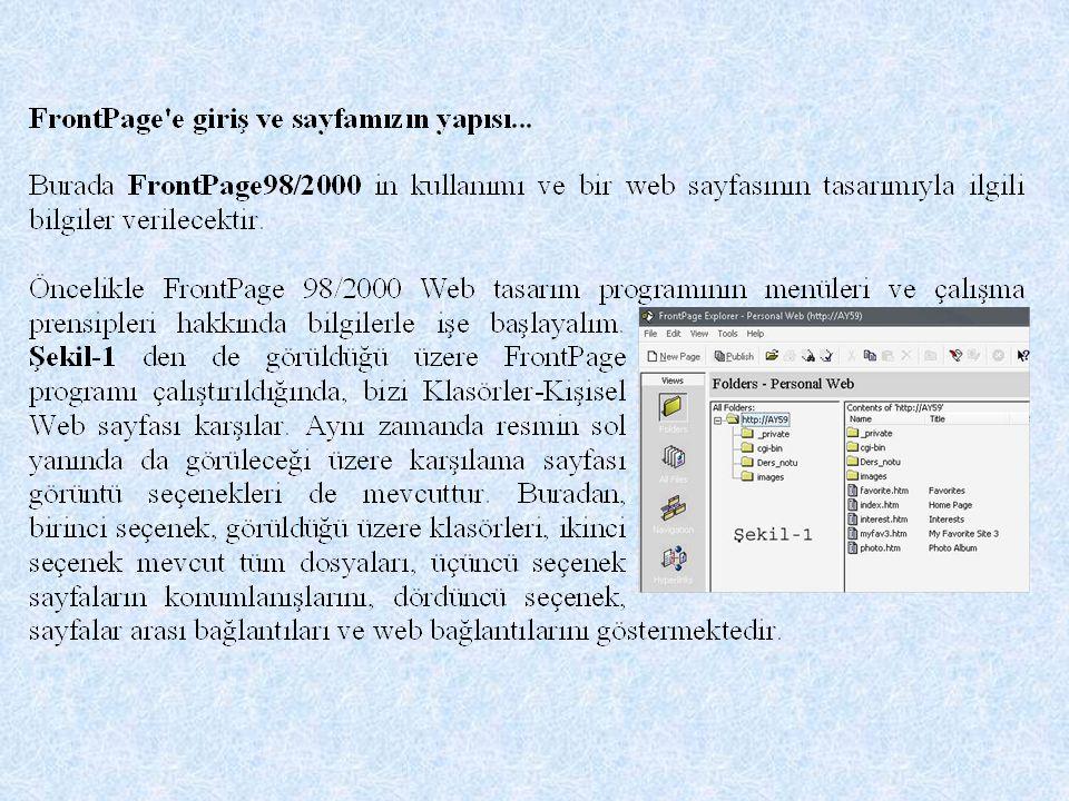 Resim Ekleme ve Ayarları: Web sayfasına resim eklemek gerektiğinde yapılması gerekenler nelerdir.