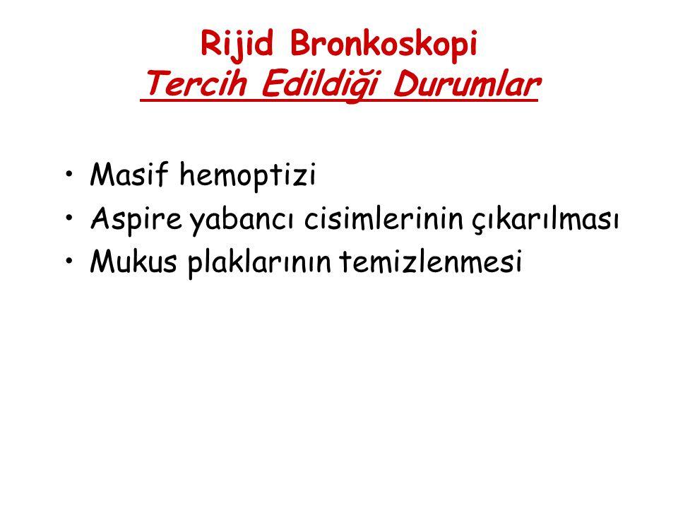 PRİMER AKCİĞER KANSERİ TANISINDA FİBEROPTİK BRONKOSKOPİNİN ROLÜ G.